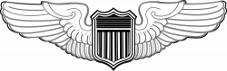 File:United States Air Force Pilot Badge.svg - Wikimedia Commons