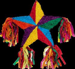 Mexican Star Pinata #17337