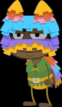Piñata Man - Poptropica Wiki