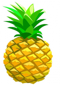 Pineapple Clipart at GetDrawings.com | Free for personal use ...