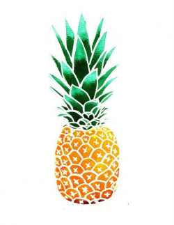 pineapple clipart by marieluney on palms … | Pinteres…