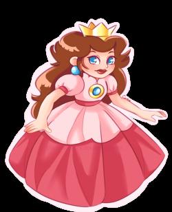 Princess Toadstool by PocketLocketX on DeviantArt