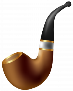 Tobacco Pipe PNG Clip Art Image | Gallery Yopriceville - High ...