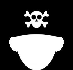 Cartoon Pirate Hat Pictures | secondtofirst.com