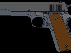 Pistol Clip Art - Topplabs.org •