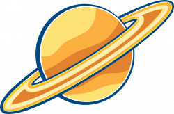 Images of Planet Saturn Clipart - #SpaceHero
