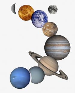 Total Planet PNG, Clipart, Earth, Jupiter, Mars, Mercury ...