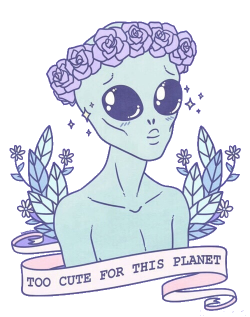 transparent alien | Tumblr