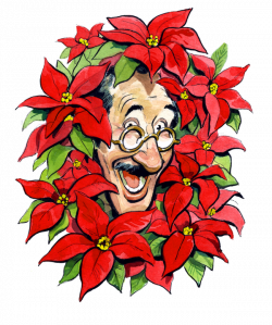 Have you heard of the St. Louis red poinsettia?