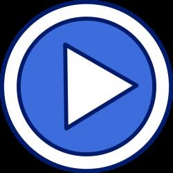 Play Symbol Clip Art at Clker.com - vector clip art online, royalty ...