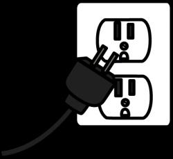 Power Plug Clipart