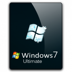 WINDOWS 7 Ultimate DOCK ICON v1 by excurse on DeviantArt