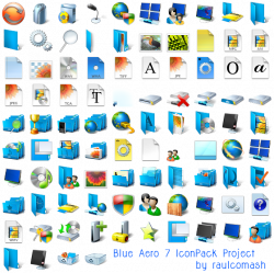 Free Windows XP/Vista/7 Style PNG/ICO Icon Packs | Icon Packs ...