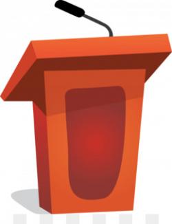 Free download Podium Microphone Public speaking Clip art - Speech ...