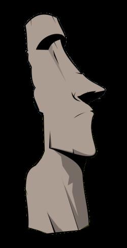 Moai clipart - Clipground