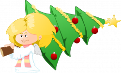 Christmas Cliparts Transparent - Shop of Clipart Library