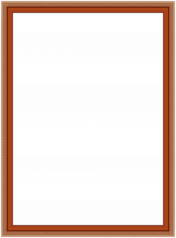 Clipart - Picture Frame 02