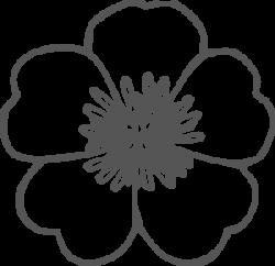 Poppy Clip Art at Clker.com - vector clip art online, royalty free ...