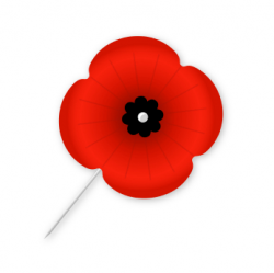 Anzac poppy clipart - Clip Art Library