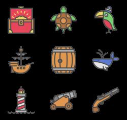 Free Treasure Icon 287044 | Download Treasure Icon - 287044