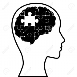 psychologist: Puzzle brain and   Clipart Panda - Free ...