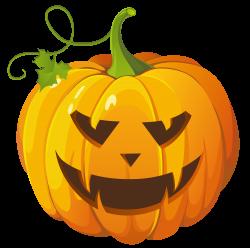 Large Transparent Halloween Pumpkin Clipart | Gallery Yopriceville ...