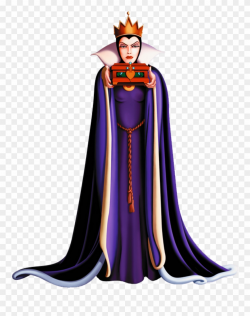 Snow White Evil Queen Costume Clipart (#132326) - PinClipart