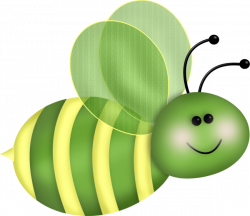 Scrapkit Cute Bugs and Co | Pinterest | Bees, Clip art and Bee clipart