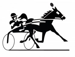 Harness Racing Clipart