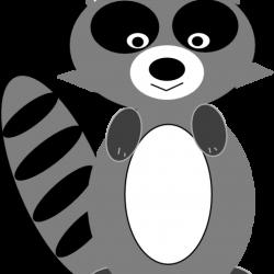 19 Raccoon clipart HUGE FREEBIE! Download for PowerPoint ...