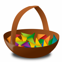 Clipart - Raffle basket