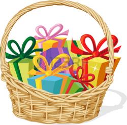 Raffle Basket Clipart | Free download best Raffle Basket ...