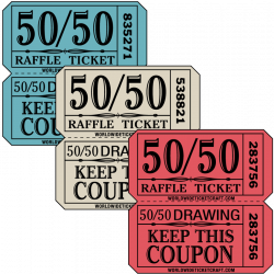 large raffle tickets - Romeo.landinez.co