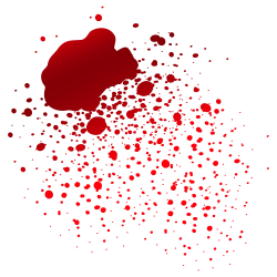 Realistic dripping blood png, Picture #3244374 realistic ...