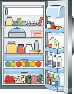 Search Results for refrigerator - Clip Art - Pictures - Graphics ...