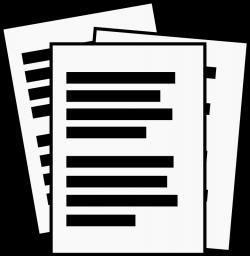 Report Clip Art Free | Clipart Panda - Free Clipart Images