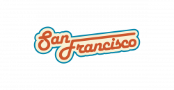 San Francisco Retro Sign Vector and PNG – Free Download | The ...