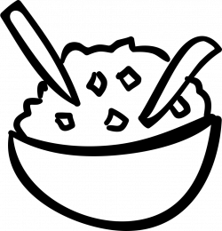 Rice Bowl Drawing at GetDrawings.com | Free for personal use Rice ...