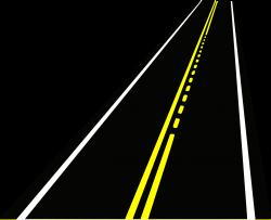 Road Background Clip Art Roadway 20clipart | Roads Preschool ...