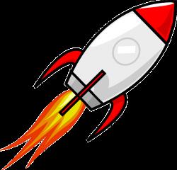 Rocket Clipart transparent PNG - StickPNG
