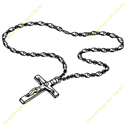 Rosary Clipart | Clipart Panda - Free Clipart Images