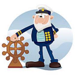 Sailor Clip Art - Royalty Free - GoGraph