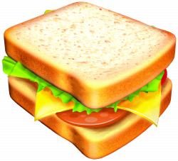 Sandwich Transparent PNG Clipart Image | Gallery Yopriceville ...