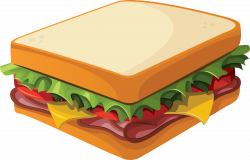 Sandwich Clip Art Free | Clipart Panda - Free Clipart Images
