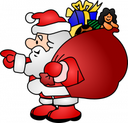 28+ Collection of Small Santa Clipart | High quality, free cliparts ...