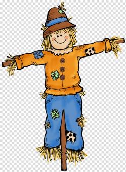 Scarecrow illustration, Scarecrow Halloween , Autumn ...