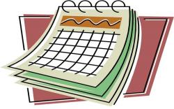 Schedule Clipart - cilpart