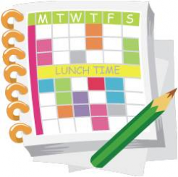 Schedule Clip Art Free | Clipart Panda - Free Clipart Images