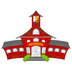 Free Cartoon School House, Download Free Clip Art, Free Clip ...
