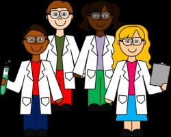Science Clip Art Set | Clip art | Science clipart, Clip art ...